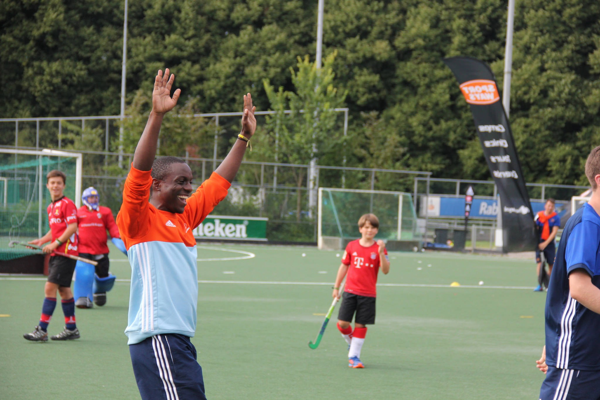 Ulemu's Hockey Dream in the Netherlands