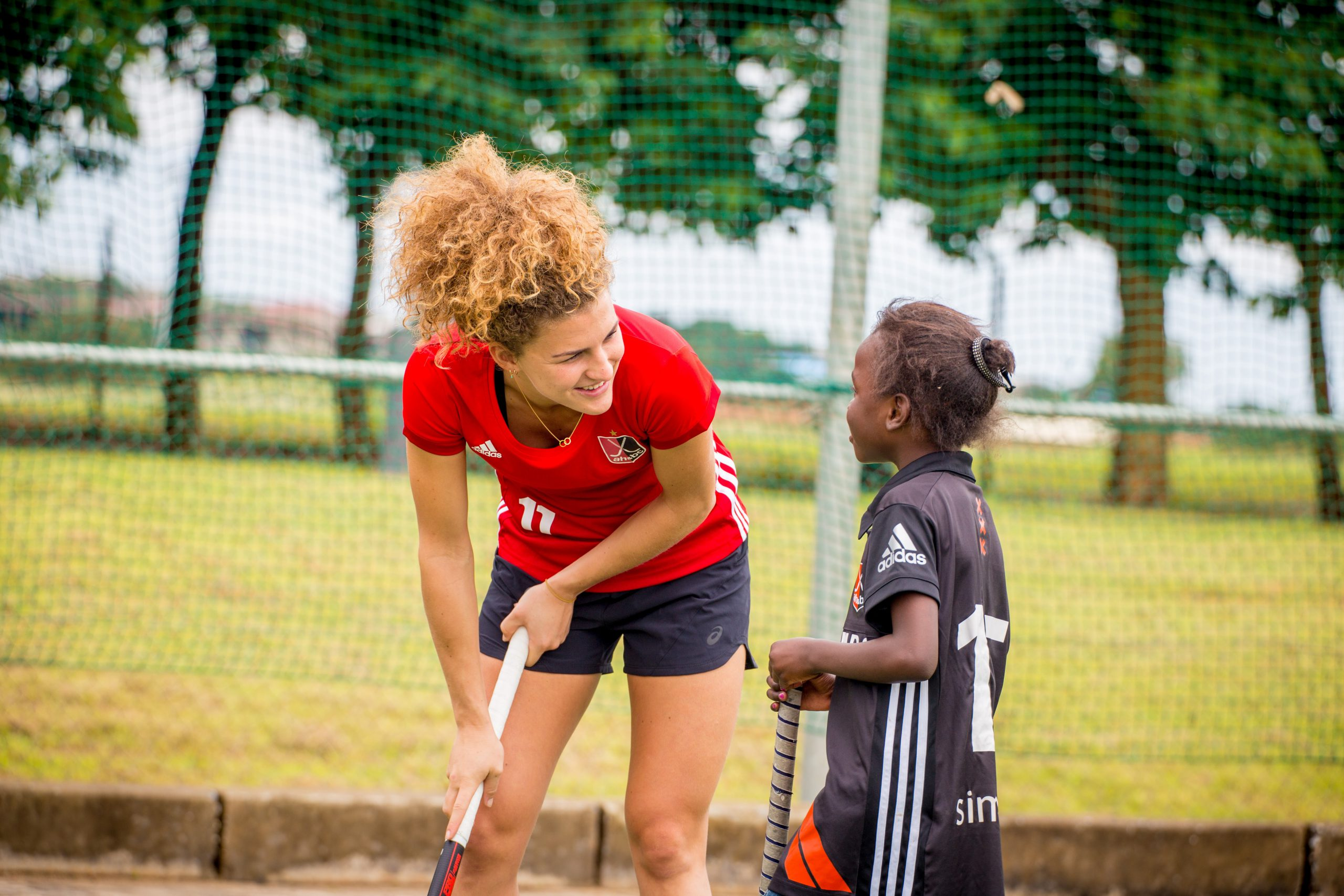 Gryphon supports Zambian hockey development