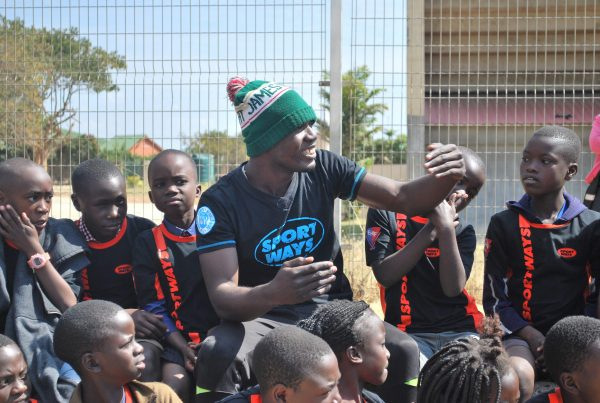 Hockey Dreams Richard Lungu