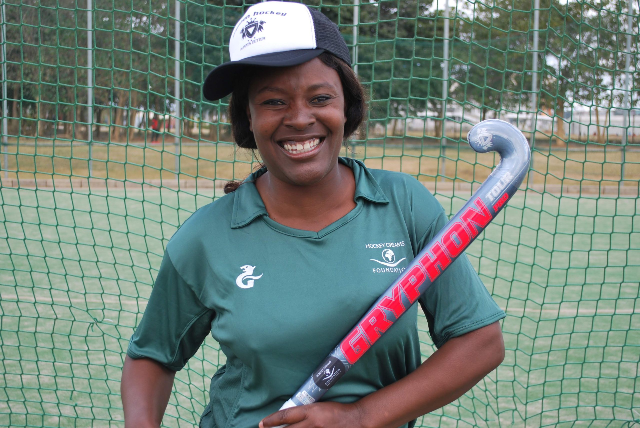 Coach Miss Makayi and her story on COVID-19