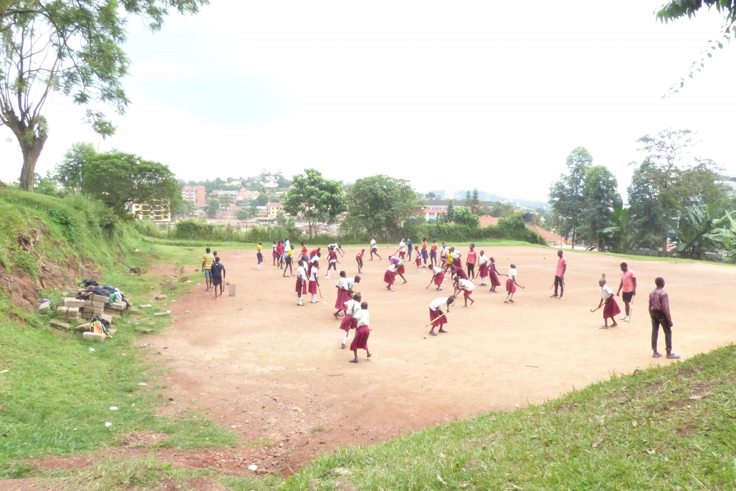 Meet the Coaches: Ugandan Coach Teddy