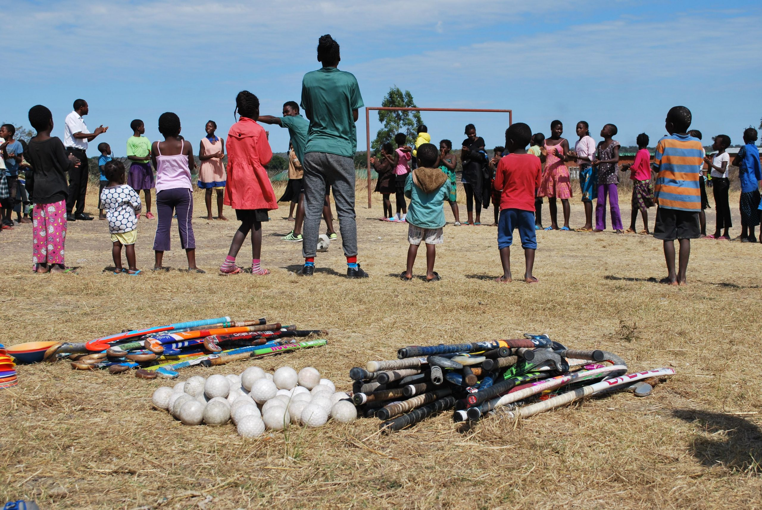 Equipment: the building blocks for Hockey Dreams Communities