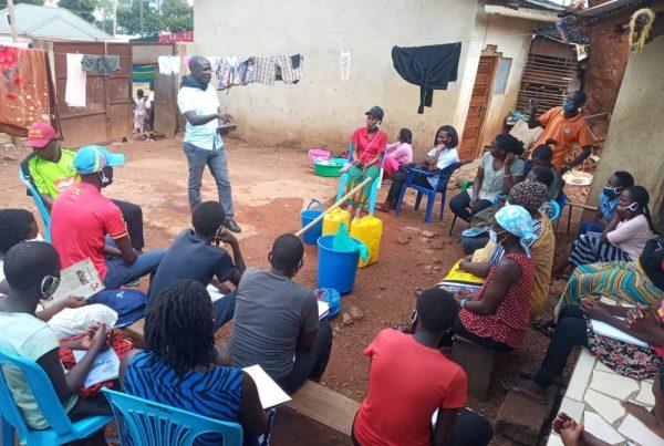 Hockey Dreams – Community Project Uganda Soap