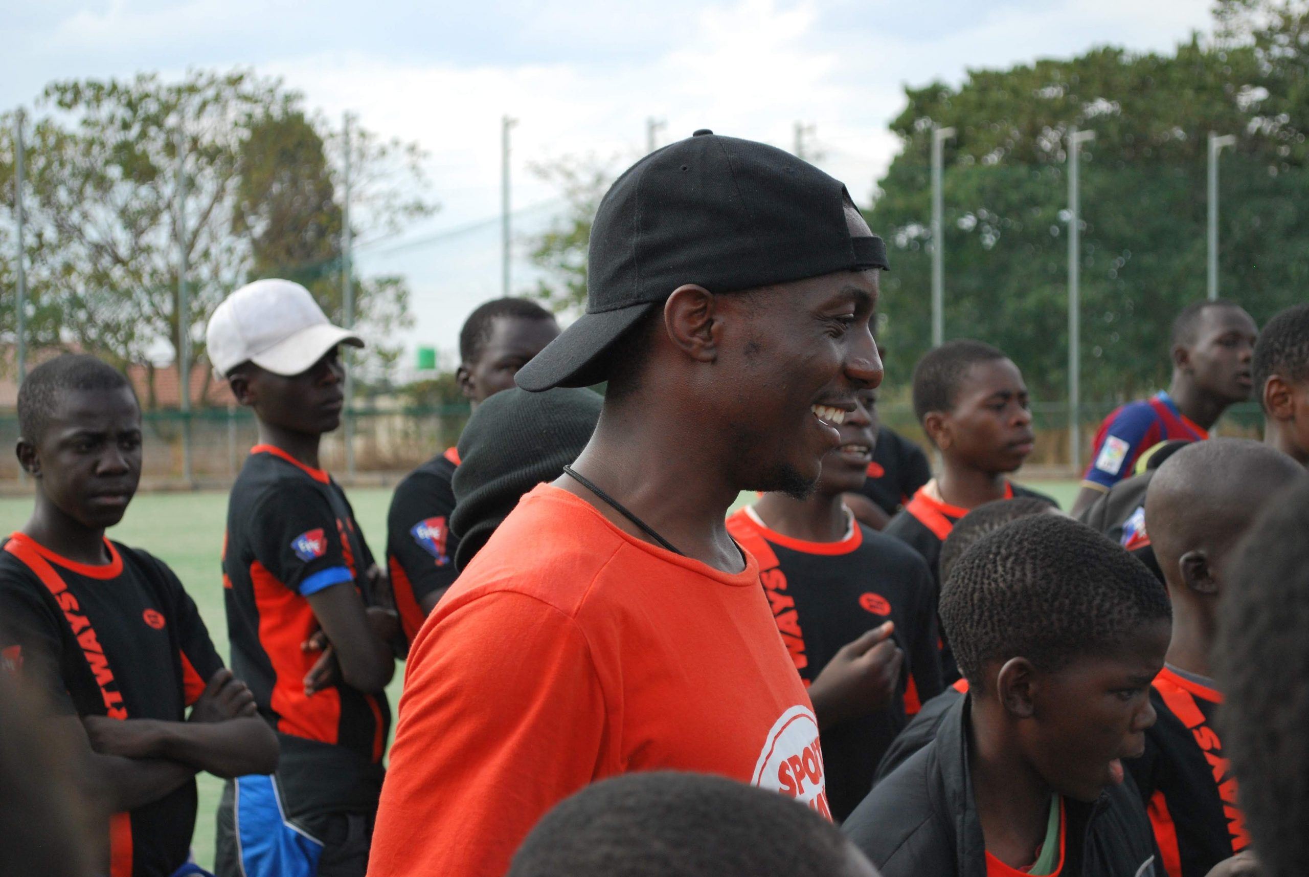 Meet the Coaches: Malawian Coach Ulemu