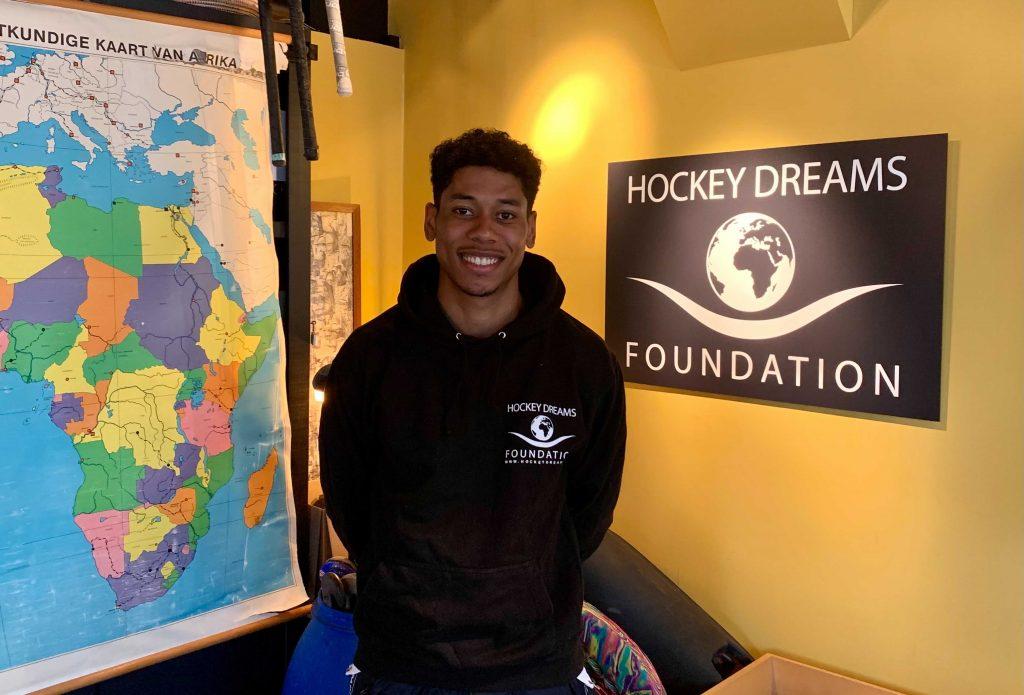 Hockey Dreams Terrance Pieters